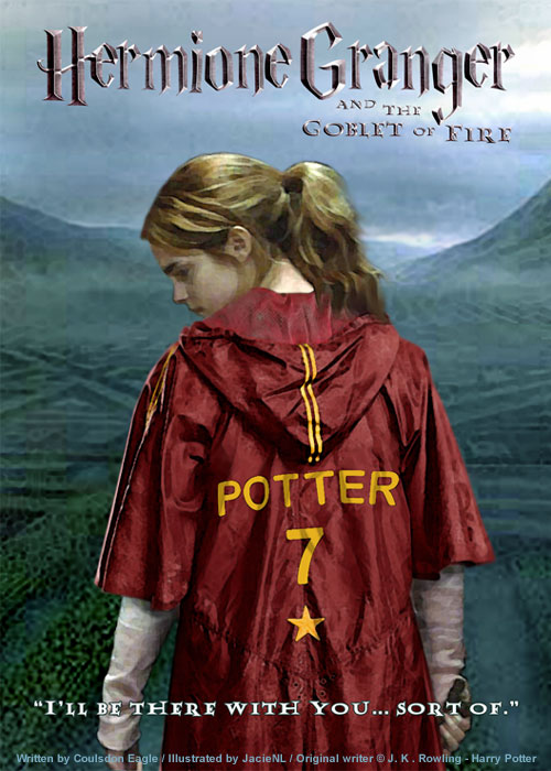 Harry potter fanfiction covers serdd 39 s fan collections - Hermione granger and the goblet of fire ...