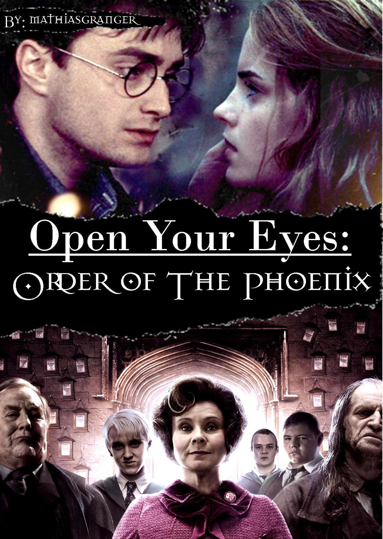 Harry Potter Fanfiction Covers – Serdd's Fan Collections